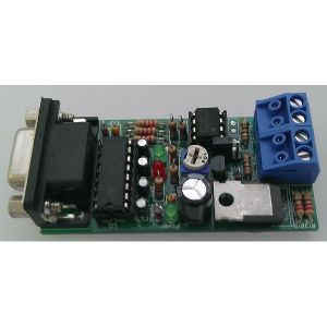 Auto-485 RS-232 to RS-485 Converter