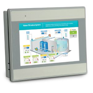"10"" Widescreen Touchscreen"