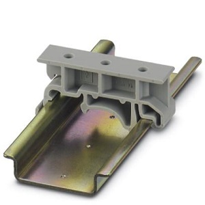 Polycarbonate DIN CLIP - Three Hole
