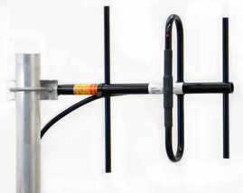 Wavelink 8.6 dBi Yagi with 2ft Ultraflex Cable, N-Female Connector (450-470MHz)