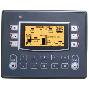 "3.1"" Graphic HMI with 18-Button Keypad"